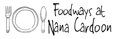 Foodways at Nana Cardoon logo