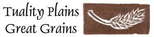 Tuality Plains Great Grains logo